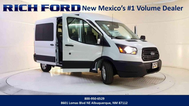 2019 Transit 350 Med Roof 4x2,  Passenger Wagon #92114 - photo 6