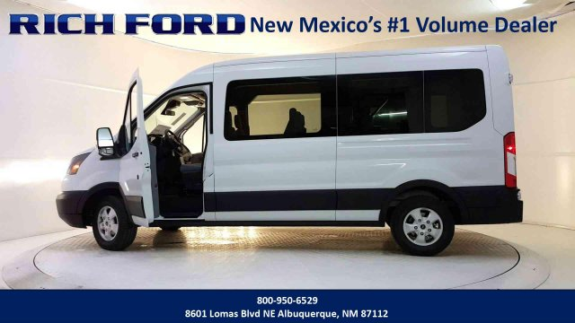 2019 Transit 350 Med Roof 4x2,  Passenger Wagon #92114 - photo 9