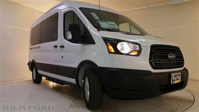 2019 Transit 350 Med Roof 4x2,  Passenger Wagon #92114 - photo 27