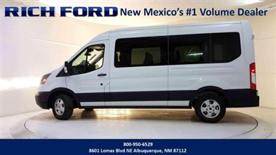 2019 Transit 350 Med Roof 4x2,  Passenger Wagon #92114 - photo 4