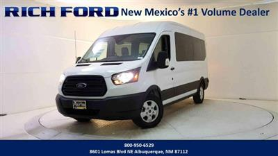 2019 Transit 350 Med Roof 4x2,  Passenger Wagon #92114 - photo 5