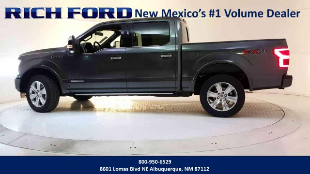 2019 F-150 SuperCrew Cab 4x4,  Pickup #92241 - photo 4