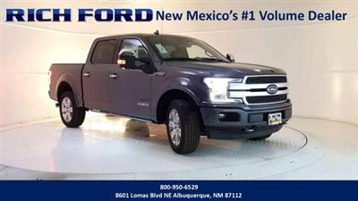 2019 F-150 SuperCrew Cab 4x4,  Pickup #92241 - photo 1