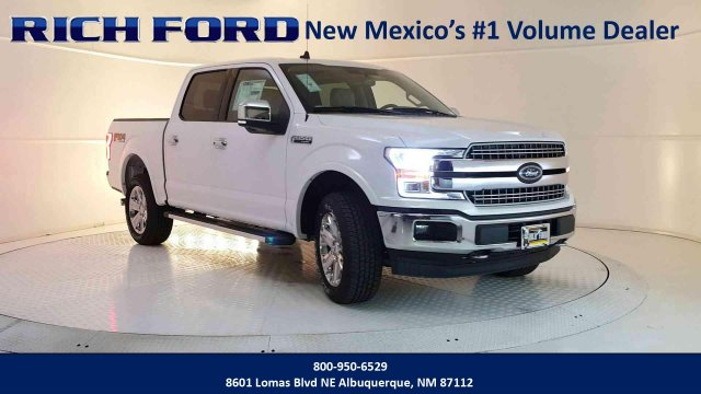 2019 F-150 SuperCrew Cab 4x4,  Pickup #92421 - photo 1