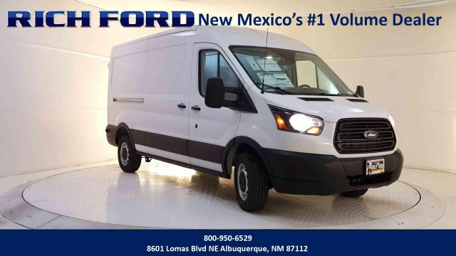 2019 Transit 350 Med Roof 4x2,  Empty Cargo Van #92426 - photo 1