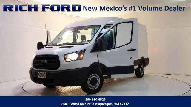 2019 Transit 350 Med Roof 4x2,  Empty Cargo Van #92426 - photo 11