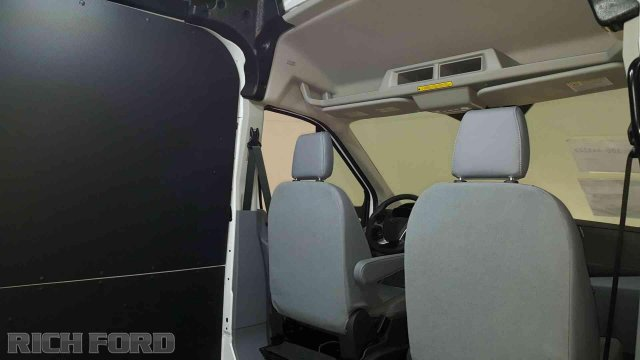 2019 Transit 350 Med Roof 4x2,  Empty Cargo Van #92426 - photo 19