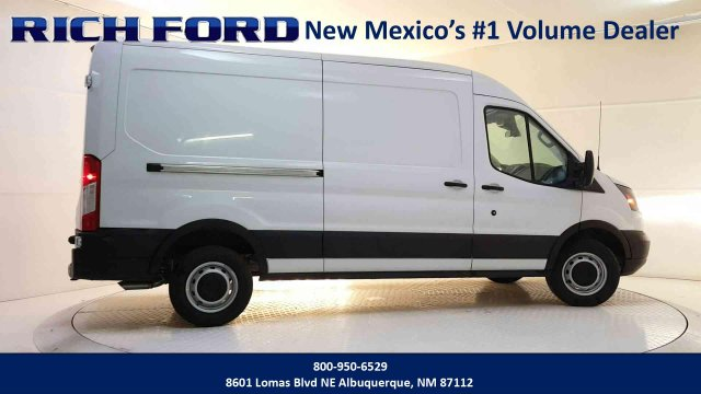 2019 Transit 350 Med Roof 4x2,  Empty Cargo Van #92426 - photo 3