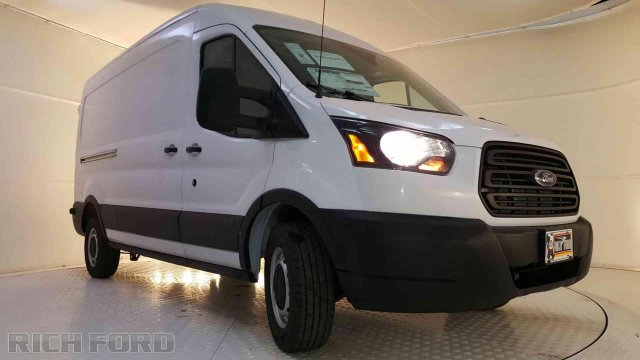 2019 Transit 350 Med Roof 4x2,  Empty Cargo Van #92426 - photo 25