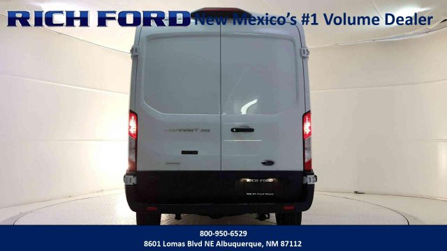 2019 Transit 350 Med Roof 4x2,  Empty Cargo Van #92426 - photo 4