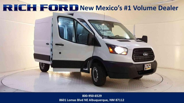2019 Transit 350 Med Roof 4x2,  Empty Cargo Van #92426 - photo 7