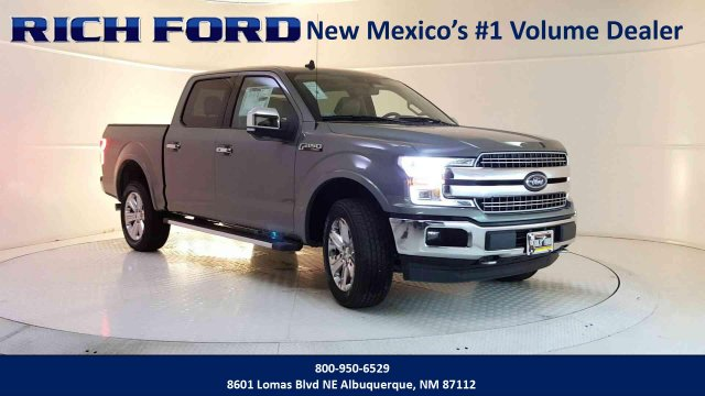 2019 F-150 SuperCrew Cab 4x4,  Pickup #92510 - photo 1