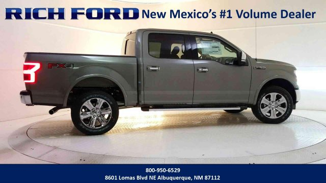 2019 F-150 SuperCrew Cab 4x4,  Pickup #92510 - photo 2