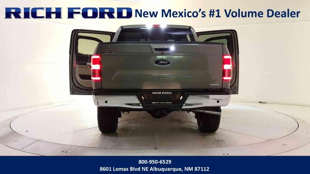 2019 F-150 SuperCrew Cab 4x4,  Pickup #92510 - photo 8