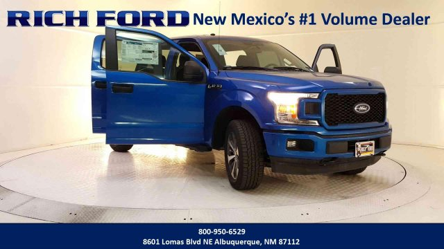 2019 F-150 SuperCrew Cab 4x4,  Pickup #92511 - photo 1