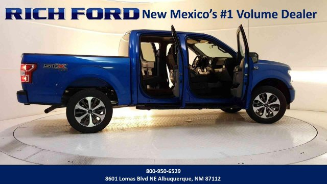 2019 F-150 SuperCrew Cab 4x4,  Pickup #92511 - photo 2