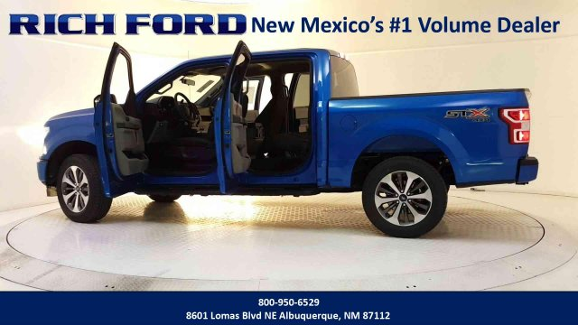2019 F-150 SuperCrew Cab 4x4,  Pickup #92511 - photo 4
