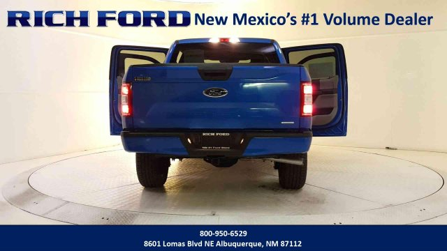 2019 F-150 SuperCrew Cab 4x4,  Pickup #92511 - photo 8