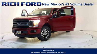 2019 F-150 SuperCrew Cab 4x4,  Pickup #92530 - photo 10