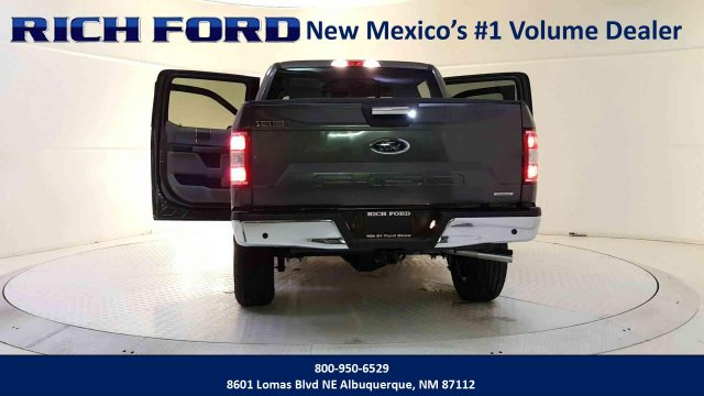 2019 F-150 SuperCrew Cab 4x4,  Pickup #92589 - photo 8