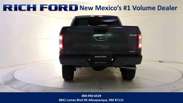 2019 F-150 SuperCrew Cab 4x4,  Pickup #92636 - photo 3