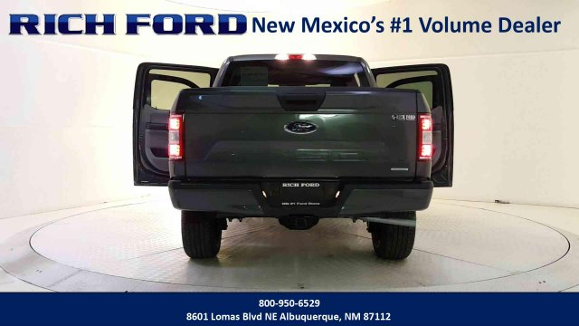 2019 F-150 SuperCrew Cab 4x4,  Pickup #92636 - photo 8