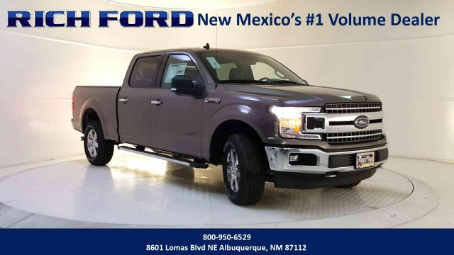 2019 F-150 SuperCrew Cab 4x4,  Pickup #92658 - photo 1