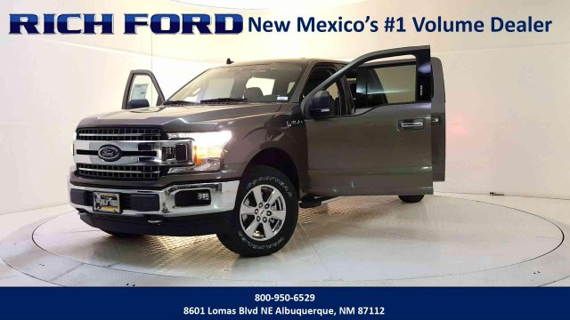 2019 F-150 SuperCrew Cab 4x4,  Pickup #92658 - photo 10