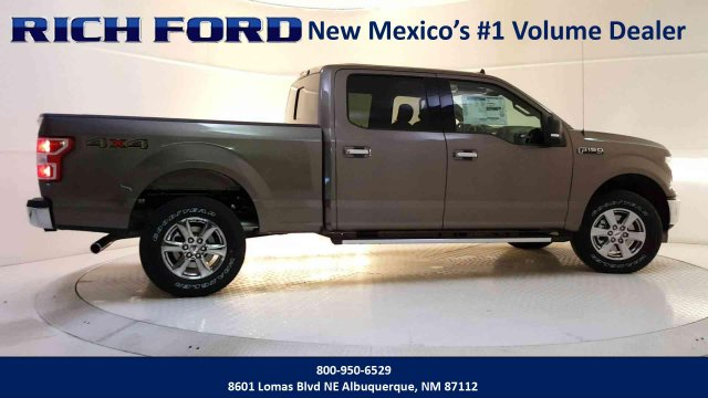 2019 F-150 SuperCrew Cab 4x4,  Pickup #92658 - photo 2