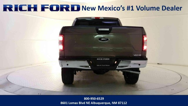 2019 F-150 SuperCrew Cab 4x4,  Pickup #92658 - photo 3