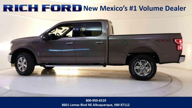 2019 F-150 SuperCrew Cab 4x4,  Pickup #92658 - photo 4