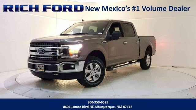 2019 F-150 SuperCrew Cab 4x4,  Pickup #92658 - photo 5