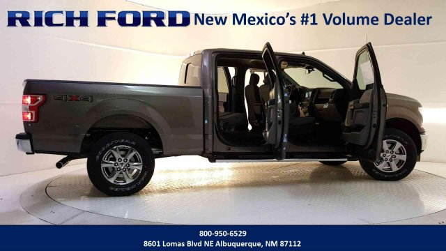 2019 F-150 SuperCrew Cab 4x4,  Pickup #92658 - photo 7
