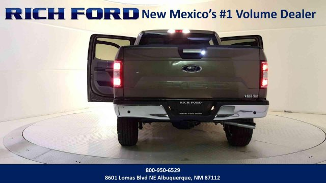 2019 F-150 SuperCrew Cab 4x4,  Pickup #92658 - photo 8