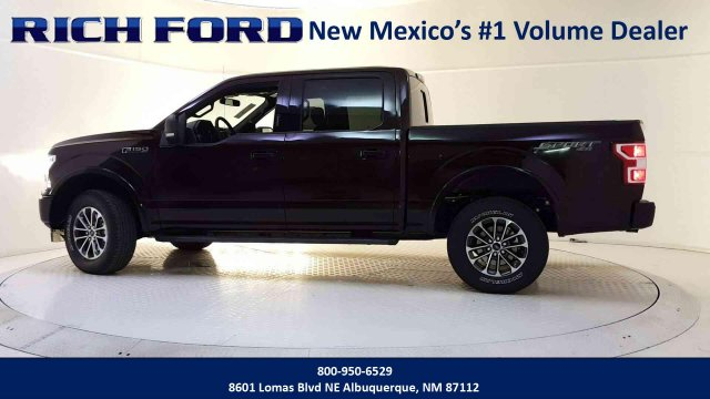 2019 F-150 SuperCrew Cab 4x4,  Pickup #92679 - photo 4