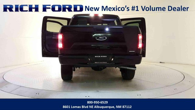 2019 F-150 SuperCrew Cab 4x4,  Pickup #92679 - photo 8