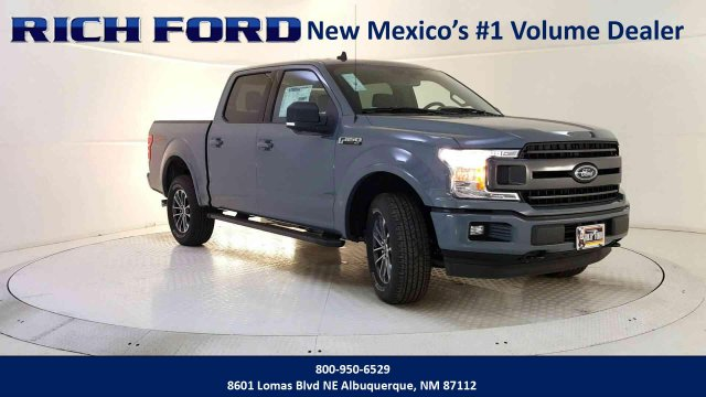 2019 F-150 SuperCrew Cab 4x4,  Pickup #92703 - photo 1