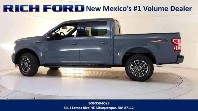 2019 F-150 SuperCrew Cab 4x4,  Pickup #92703 - photo 4