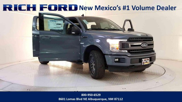 2019 F-150 SuperCrew Cab 4x4,  Pickup #92703 - photo 6