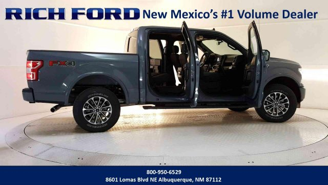 2019 F-150 SuperCrew Cab 4x4,  Pickup #92703 - photo 7