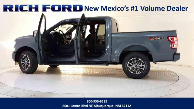 2019 F-150 SuperCrew Cab 4x4,  Pickup #92703 - photo 9