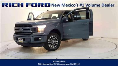 2019 F-150 SuperCrew Cab 4x4,  Pickup #92703 - photo 10