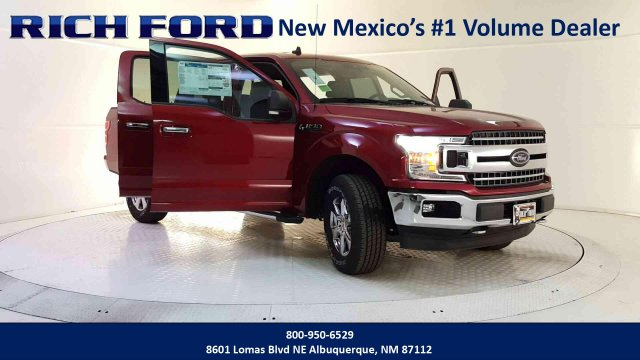 2019 F-150 SuperCrew Cab 4x4,  Pickup #92717 - photo 6
