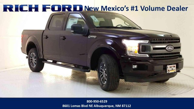 2019 F-150 SuperCrew Cab 4x4,  Pickup #92743 - photo 1