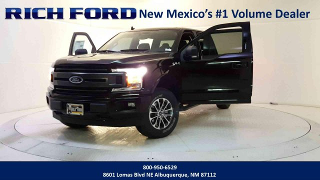 2019 F-150 SuperCrew Cab 4x4,  Pickup #92743 - photo 10