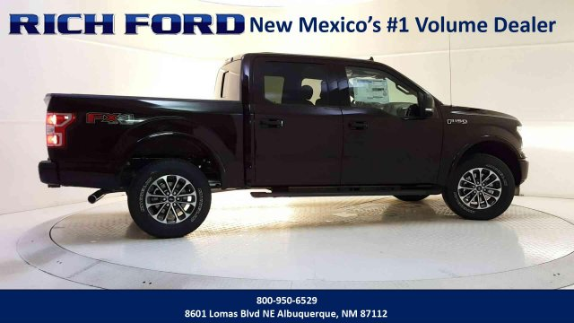 2019 F-150 SuperCrew Cab 4x4,  Pickup #92743 - photo 2