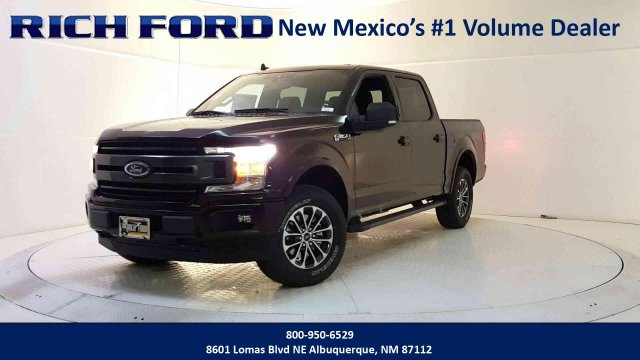 2019 F-150 SuperCrew Cab 4x4,  Pickup #92743 - photo 5