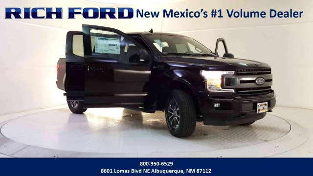 2019 F-150 SuperCrew Cab 4x4,  Pickup #92743 - photo 6