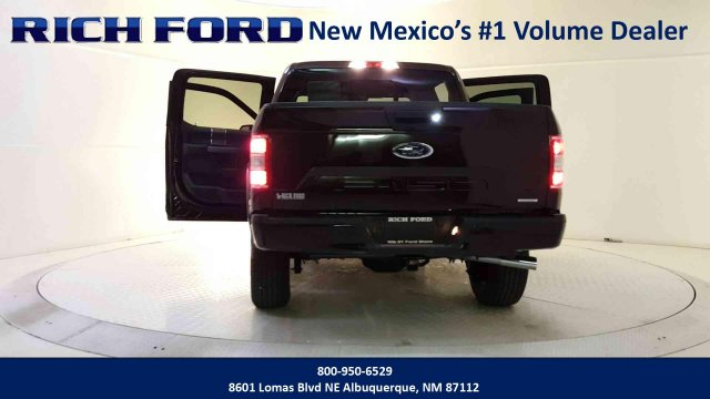 2019 F-150 SuperCrew Cab 4x4,  Pickup #92743 - photo 8