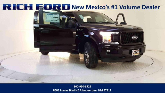2019 F-150 SuperCrew Cab 4x4,  Pickup #92745 - photo 6